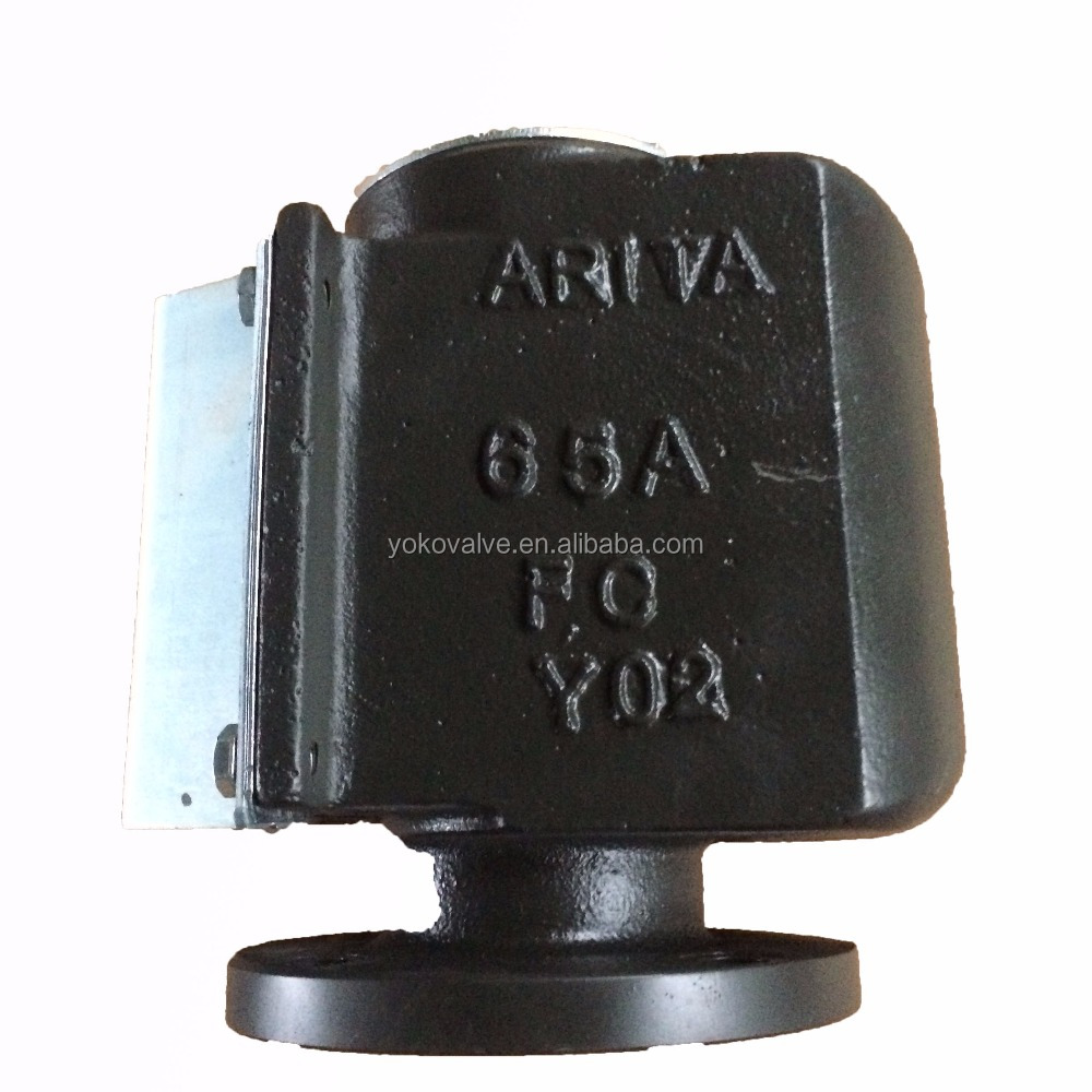 Marine JIS cast iron air vent head valves