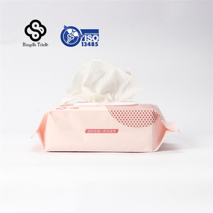 Wholesale feminine wet wipes personal care wet wipes disposable wet tissue