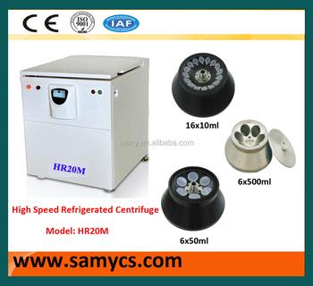 high speed centrifuge machine