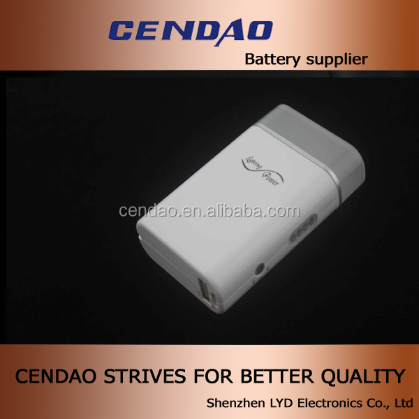power light and fashion new launched products 5200mah high quality power bank for nokia e63