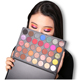 A24 2019 New Make Up Cosmetics custom glitter 35 colors private label eyeshadow palette
