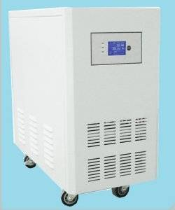 GOWE Power frequency 1500W pure sine wave solar inverter with charger DC24V to AC110V220V LCD AC by Pass AVR