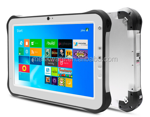 10 inch Waterproof IP65 WIFI 4G GPS Android For Windows 10 Industrial Rugged Tablet