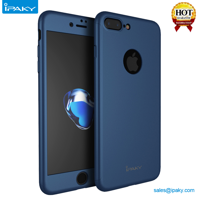 c70c81d00 Shenzhen Factory Wholesale Free Sample Ipaky Nice Safaty Cover 360 Pc Mobile  Phone Case For Iphone 7