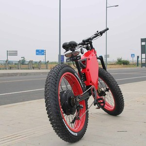 lightweight electric adult fat bike bicicletas mountain fat bike 1500w
