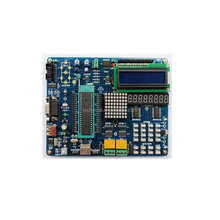 Microcontroller Avr Pic Microcontroller Development Board AT89S52 Microcontroller Development Board Functional Board AT89S51