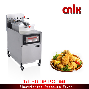 2017 Commercial Industrial Fast Food Chicken Electric Gas Pressure/Deep Fryer