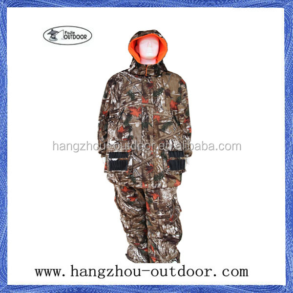 Hunting Suit Camo,Winter Thermal Suit,Hunting Suit Supplier