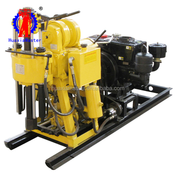 Small Portable Diesel Engine Deep Rock Well Drilling Rig Machine/core  Drilling Rig - Buy Core Drilling Rig,Well Drilling Rig Machine,Water Well
