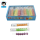 VC Soft Candy Halal Sweets Chewy Candy Fruity Flavor Mix Color Assorted Jelly Candy