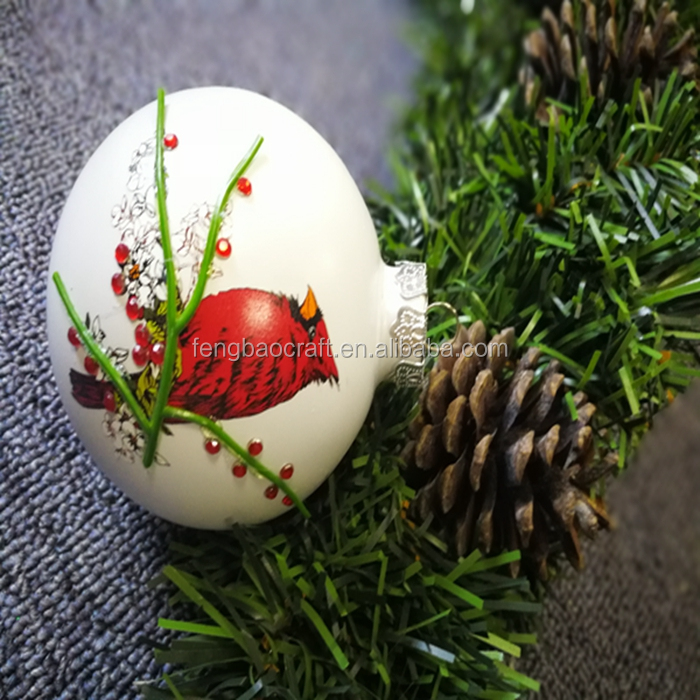 Most Fashioned Hand Painted Christmas Ball artificial christmas trees manufacturer