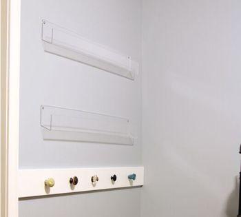 Plank Aan Wand.Acryl Wand Plank Display Retail Boek Display Boekenkast Buy Acryl