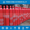 CE Approved 80L 1740mm 200Bar Gas Cylinder High Pressure Food Grade CO2 Cylinder