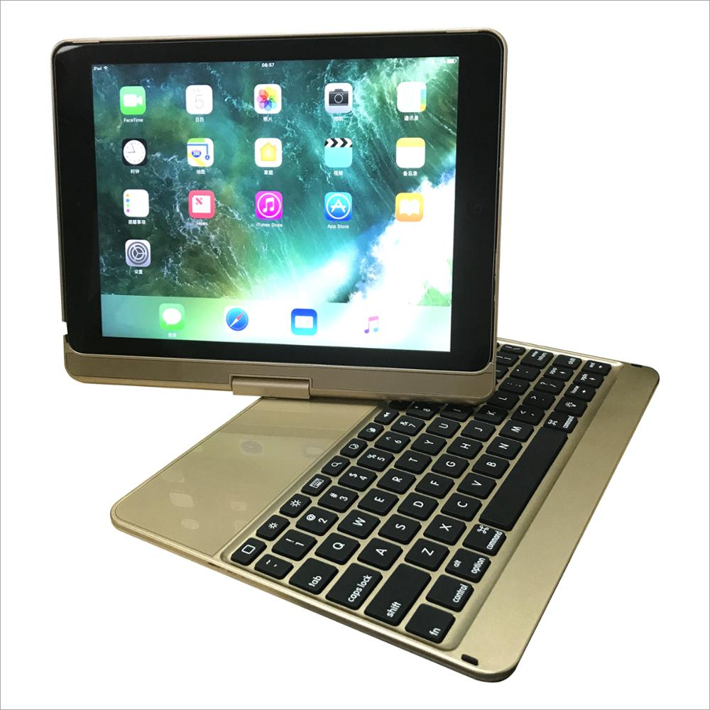 Slim Tablet Bluetooth Keyboard Combo Colored Backlight Stand Case Best  Price For Ipad Pro - Buy Cases With Keyboards,Cases With Stand For 7