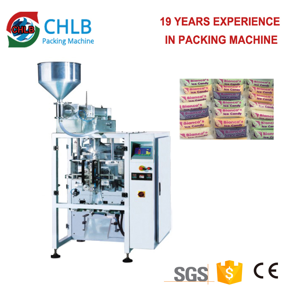 CBP1-420L Foshan factory price CE certification candy bar packaging machine system