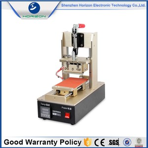 TBK 218 loca oca uv optical glue removal machine,lcd panel repair machine,lcd refurbish machine kits