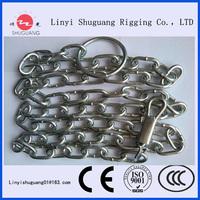 Zinc Plated Steel Dog Chain