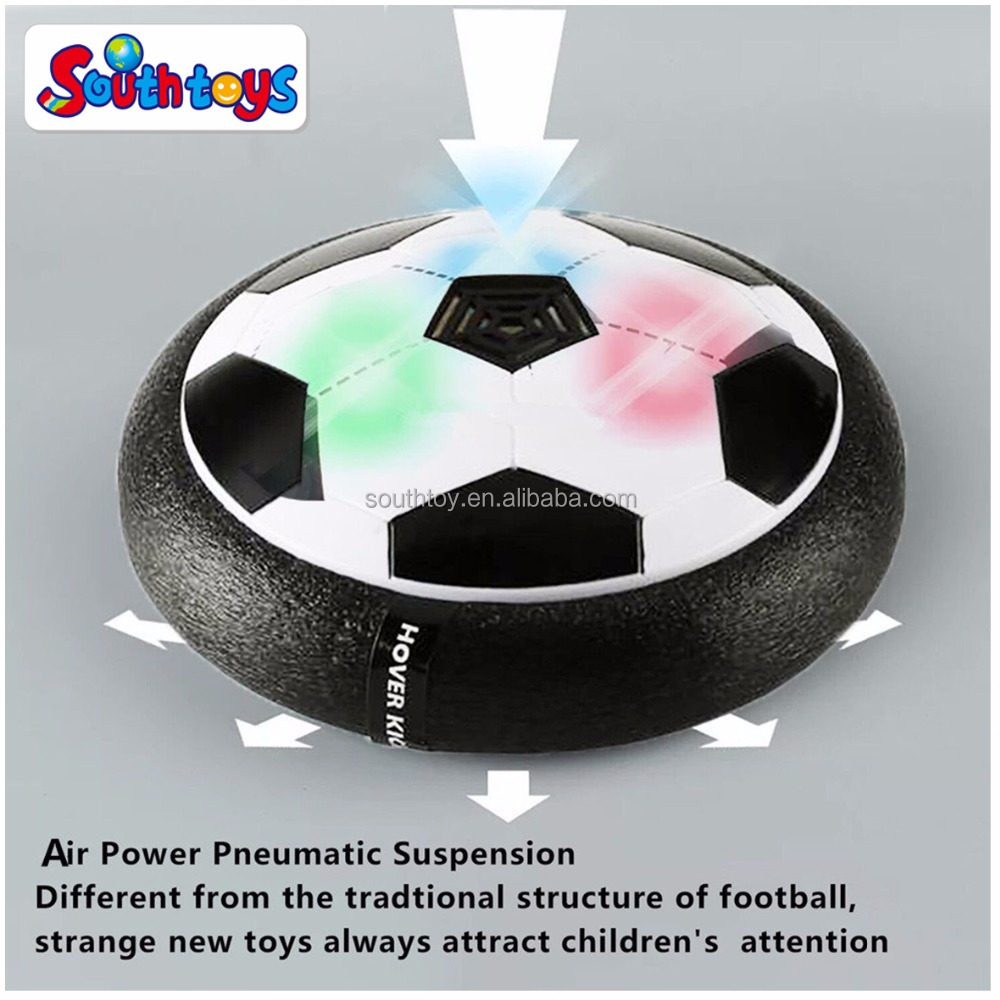 Lights & Lighting Trustful Led Flashing Light Electric Soccer Ball Suspended Lighting Air Cushion Football Indoor Traning Sports Toys Kids Gift
