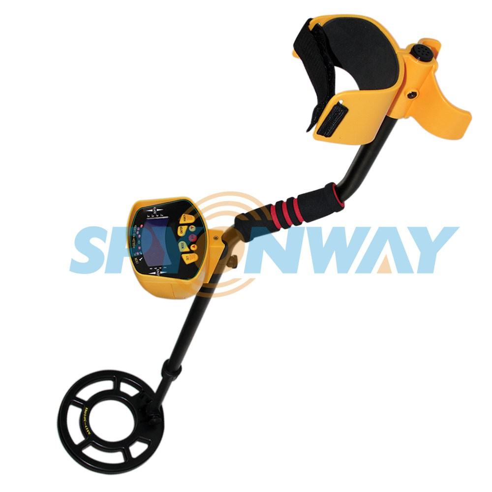 Professional underground gold detector price, Long range deep ground gold metal detector sale MD3010