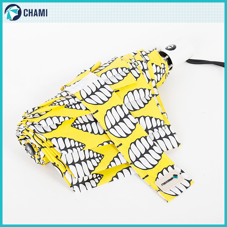Trade assured new design fashion auto 3 fold cheap rain umbrellas