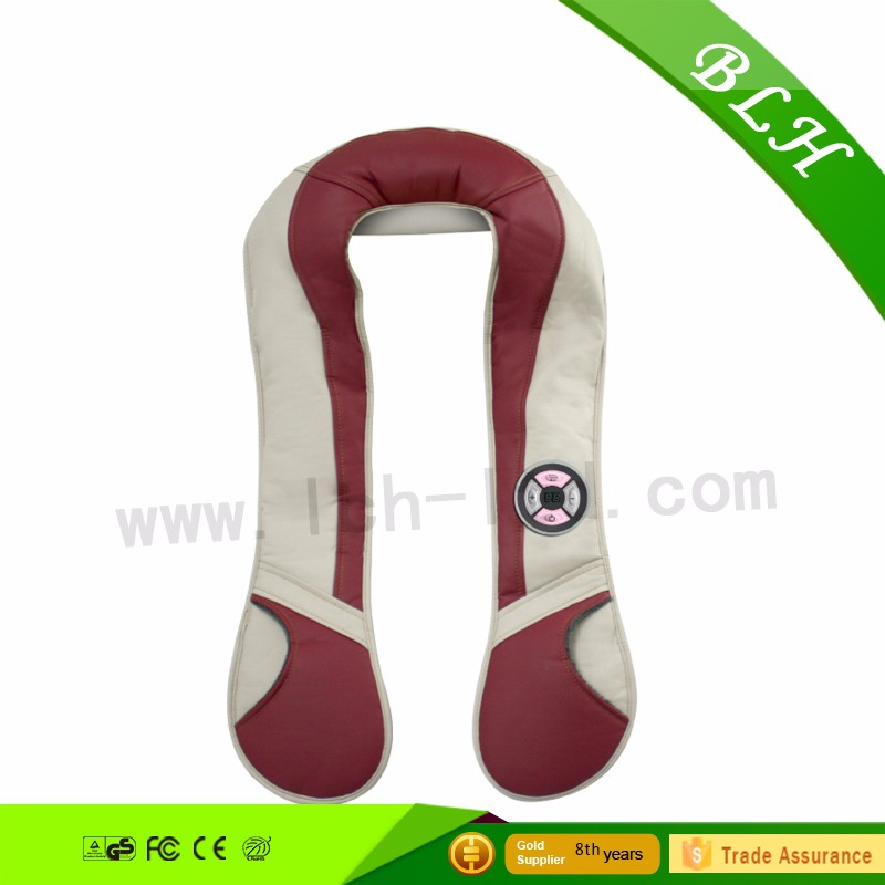 Neck and Shoulder Flapping Belt Electric Massager