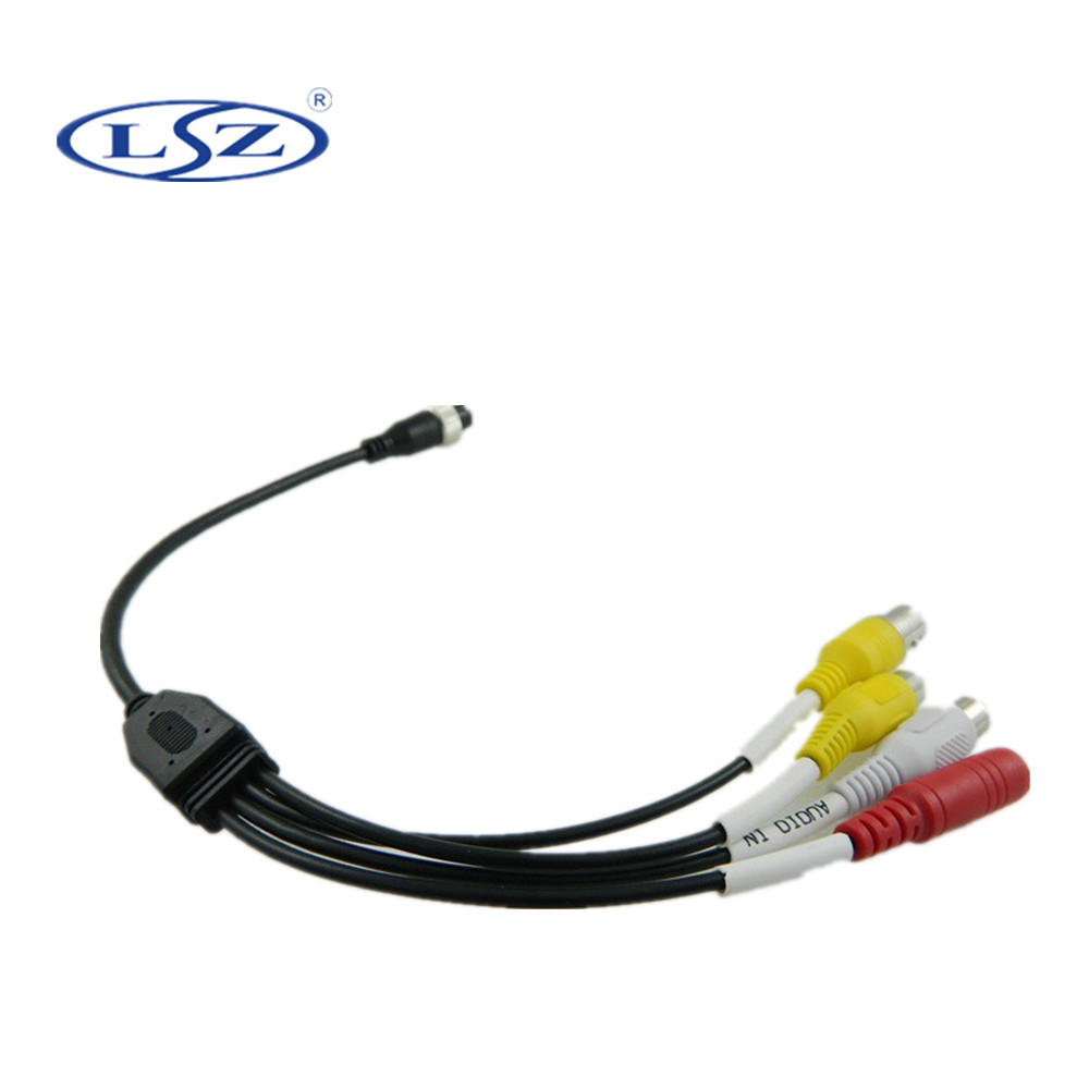 4 Pin Camera Connectors Connections 6 Din Socket Wire Diagram Suppliers And Manufacturers At