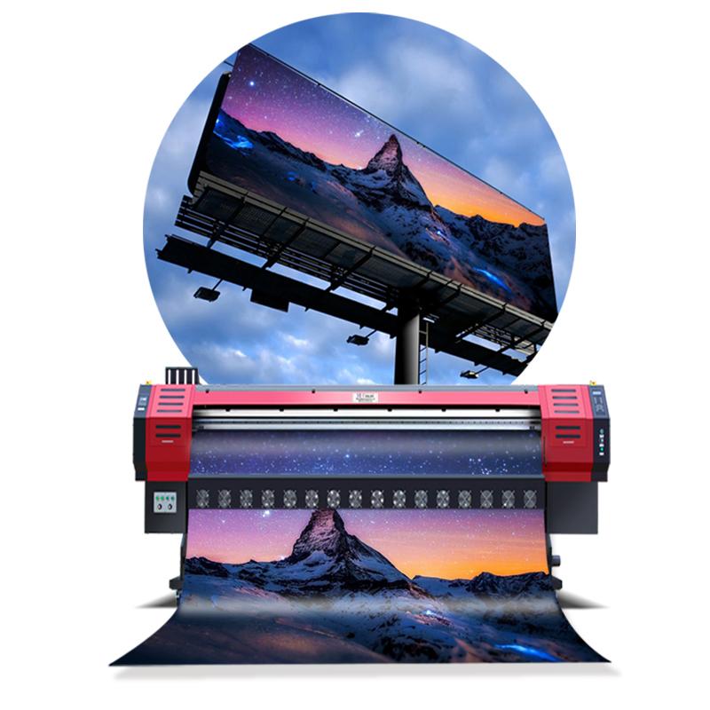 3.2 m Kỹ Thuật Số biểu ngữ flex in ấn giá máy