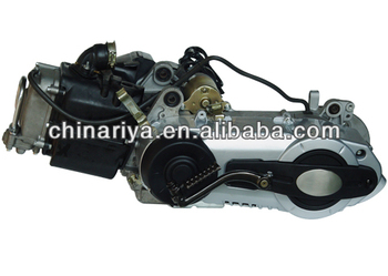 Gy6/gy7 125cc/150cc (1p52qmi/1p57qmj) Scooter Motorcycle Engine And All  Parts - Buy Gy6 125cc And 150cc Scooter Engine,Gy6 125cc 152qmi Engine