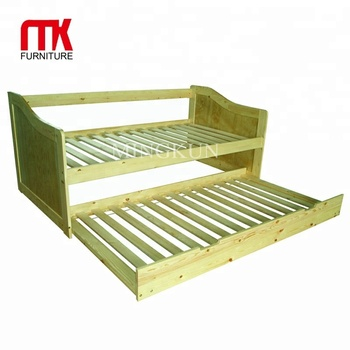 Wooden Day Bed Sofa Bed With Drawers Or Pull Out Bed Buy Day Bed Pine Wood Bed Wooden Bed Product On Alibaba Com