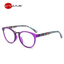 UVLAIK, модные брендовые женские очки для чтения, мужские очки для глаз по рецепту, очки для дальнозоркости, оправа с пружинным шарниром, Зрител...(Китай)