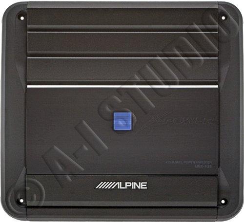 Alpine MRX-F35 4/3/2 Channel X-Power Digital Amplifier
