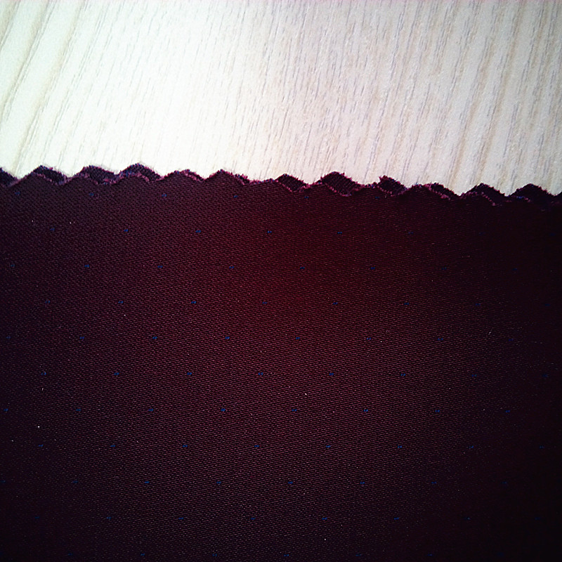 Polyester Cotton Twill Fabric Specification 40*32+T100D 154gsm