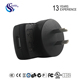 5V 2A AU Australia New Zealand Plug USB Wall Mounted Mobile Travel Chargers AC power Adapter for e cigarette