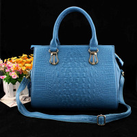 AKleatherware Women Leather Bag Handbag Lady Women's Bag New Design Made in China