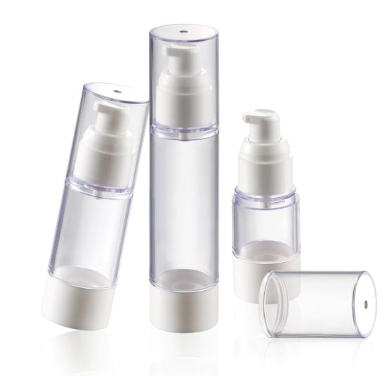 Wholesale Cosmetic Set Acrylic Serum Airless Bottle