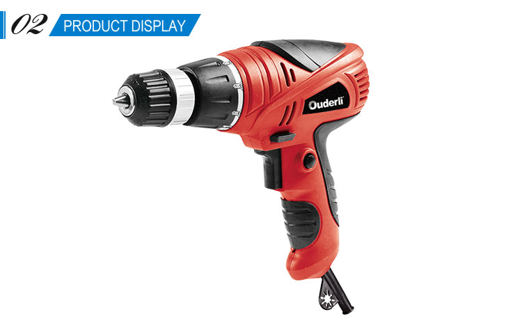 Ouderli 450W 10mm electric torque specification screwdriver drill J1Z-ODL-999
