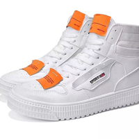 Summer high canvas shoes casual air force 1tide shoes