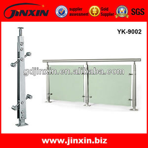 stainless steel railings for balcony price,indoor frameless glass stair railings designs