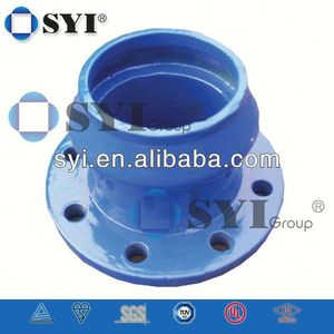 Ductile Iron Pipe Fitting En545 of SYI Group