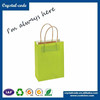 Good quality recycled support custom kraft paper gift candy bag