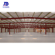 Steel Structure House Galvanized Steel Structure Warehouse Drawings