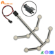 Car bus accessories parts component seat occupancy occupation pressure press weight sensor safety alarm for vehicles