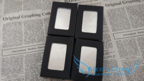 4 шт серебро табак коробка хьюмидор ёмкость 70 мм откатные бумага контейнер много конструкций