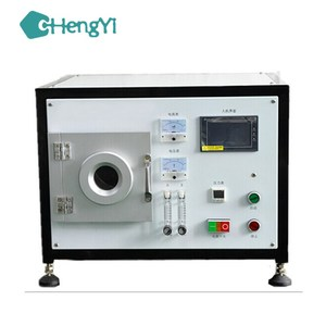 Laboratory Compact Plasma Cleaning Systems Vacuum Plasma Etching Machine