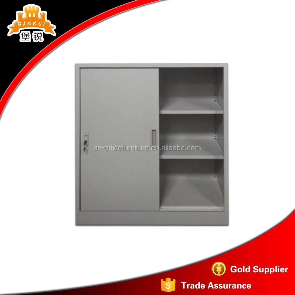 as baratos armarios para el trabajo pequea puerta corredera archivador de acero de venta