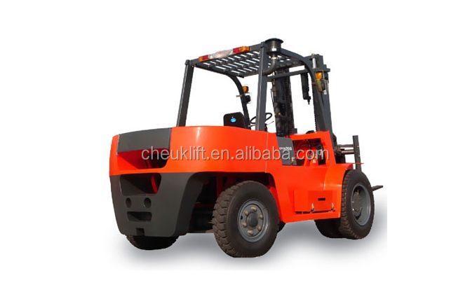 Extremely High Performance 7T Stone loading special forklift truck-CPCD70S