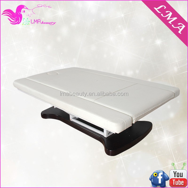 LMA Newest super wide spa furniture electric thai massage bed for man