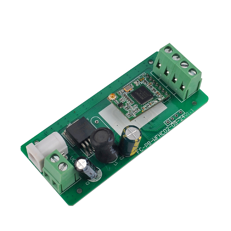 DC5V 12 V Addressable Pixel Cahaya LED Controller Board Produsen