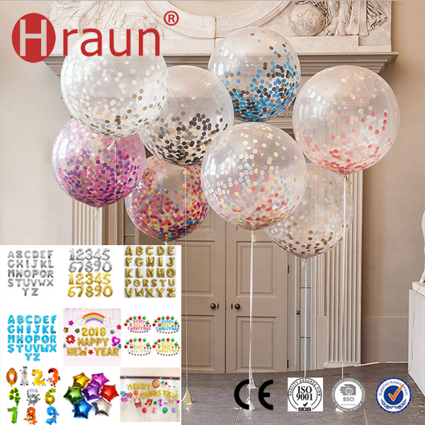 Premium 12 Inch Decorate Graduation Festival Party Latex Air Balloon