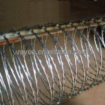 Concertina Wire 600mm Diameter Price/concertina Barbed Wire 450mm ...